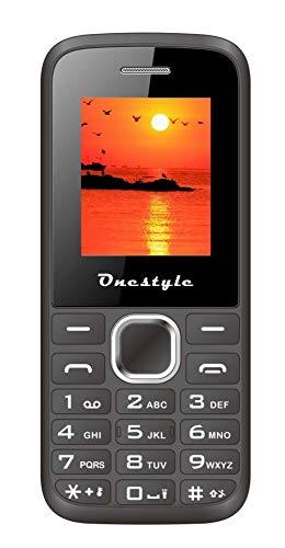 Onestyle Basic Handy Mobiltelefon einfach und Günstig, Dual SIM Micro-SD