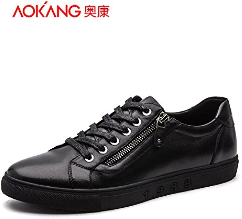Aemember Zapatos de hombre zapatos lleve zapatos cómodos zapatos Del,41, negro