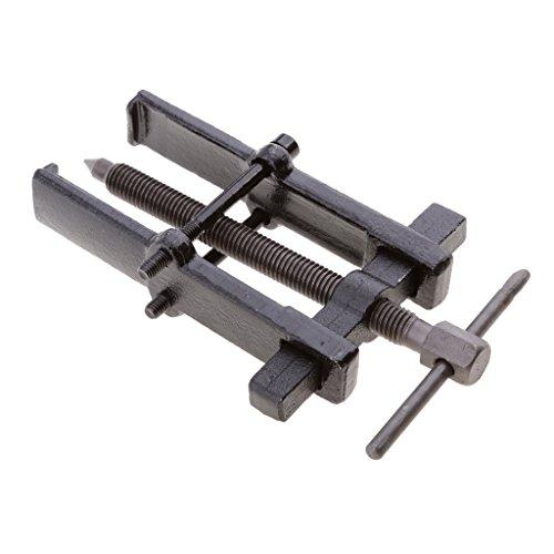 perfk Verstellbar Zwei Kiefer Abzieher Kugellager, Gear Entferner Hand Werkzeug Pumpe Riemenscheibe Entferner gerade Typ