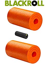 Set 2x BLACKROLL PRO (extra hard) orange & BLACKROLL mini
