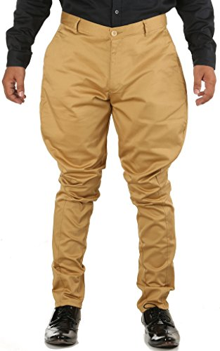 Breakthrough® Trendy Jodhpur Breeches (Men, Khaki, 30)