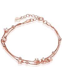 Schmuck rosegold armband