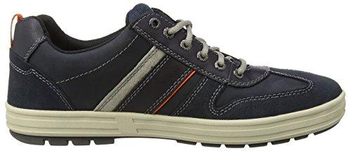 Camel Active - Laponia 40, Sneakers da uomo Blu (Blue - Blau (navy/midnight/grey))