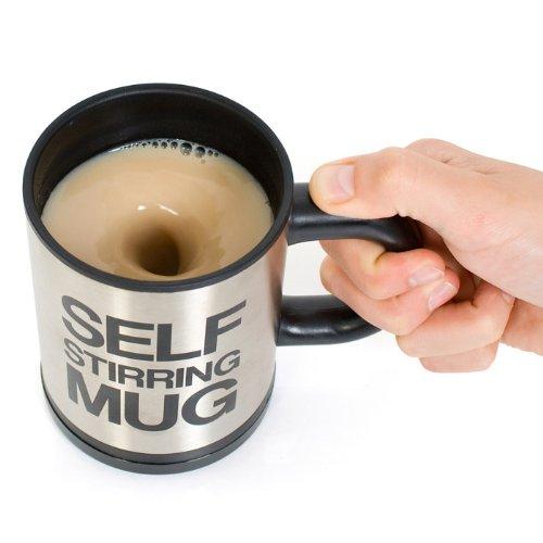 GeschenkIdeen.Haus - Lazy Mug - Die selbstrührende Tasse