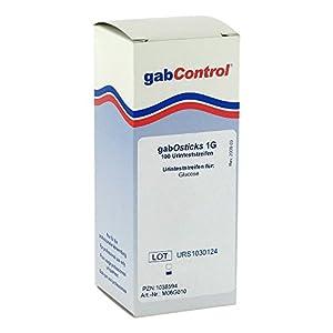 URINTESTSTREIFEN Glucose gabOsticks 1 100 St