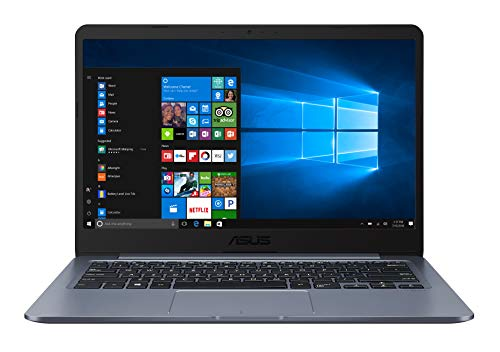 "ASUS LapTop R420MA-BV120TS, Notebook con Monitor 14"" HD No Glare, Intel Celeron N4000, RAM 4 GB LPDDR4, 64 GB EMMC, Scheda Grafica Condivisa, Windows 10 Home S e Office Personal per 1 Anno"