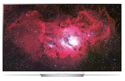 LG 139.7 cm (55 inches) OLED OLED55B7T 4K UHD LED TV (White)