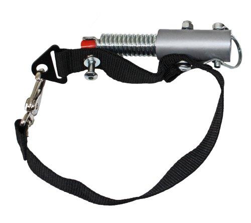 universal Kupplungsadapter mit Feder Deichselanschluß für Kinderanhänger - 2