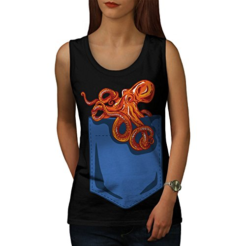 eer Tier Women S Tank Top | Wellcoda (80 S Womens Kleidung)