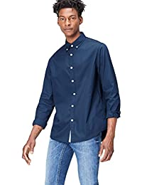 FIND Camicia in Cotone Regular Fit Uomo