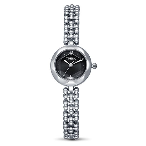 Time100 W50189L.03A W500 - Orologio da polso da donna colore acciaio