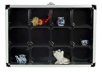 Coffret-vitrine pour minéraux et modèles réduits 5616
