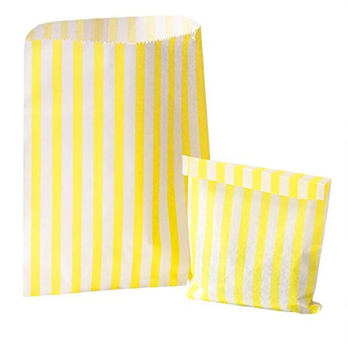 100-yellow-candy-stripe-paper-bags-125mm-x-175mm-5-x-7