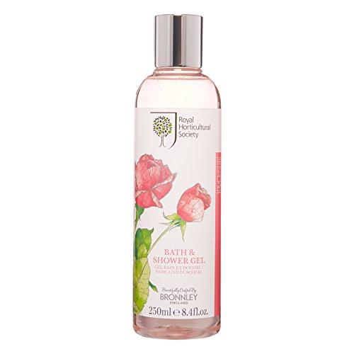 Bronnley Bath & Shower Gel Rose 250ml, rose (Bath Rose)