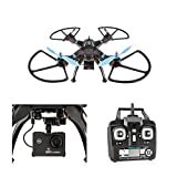 360 Flipping Viper Pro Drone with HD Camera & 2 Batteries 2.4ghz with up to 200m Range