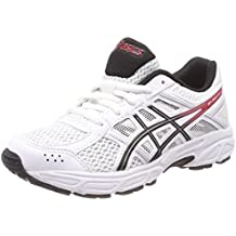 bfa4c8957d8 Amazon.es  zapatillas asics niño - Blanco
