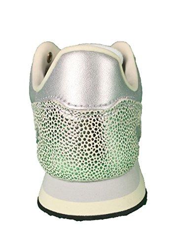CONVERSE 556819C Silber Granit Turnschuhe Schuhe Schnürsenkel laufen Granite