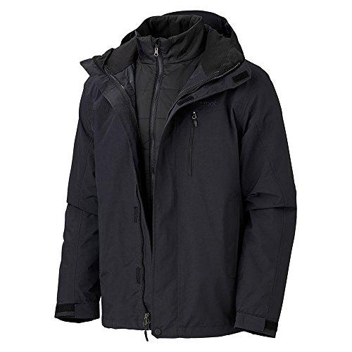 Marmot Bastione Component Veste pour homme Noir - noir