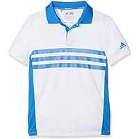 finest selection dd37e 29821 adidas Merch Polo da Golf, Bambini, Bambino, Merch, Bianco, 8 Anni