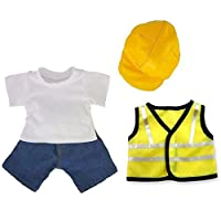 Build Your Bears Wardrobe 15-Inch Clothes Fit Build Bear Builder Outfit