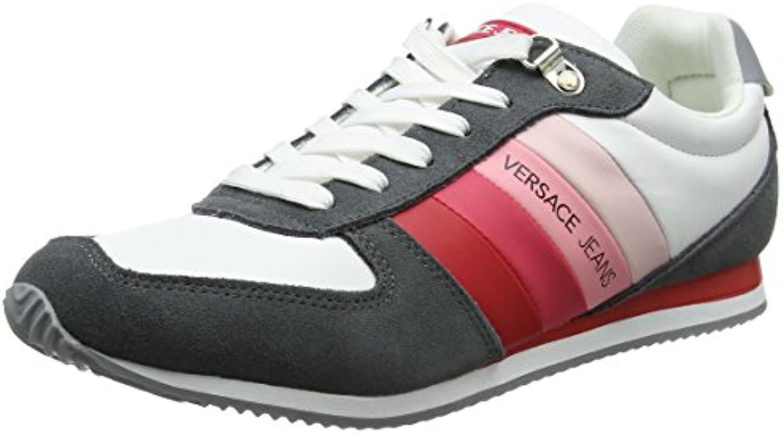 Versace Jeans Herren Ee0yrbsa1_e70013 Sneaker  Schwarz
