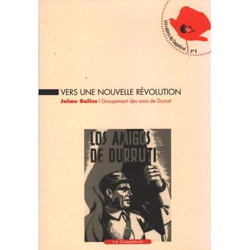 Vers une nouvelle révolution