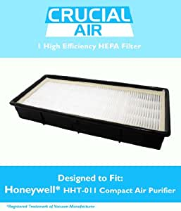 crucial air honeywell hht 011 filter luftreiniger air hepa mit geruch kontrolle carbon geeignet. Black Bedroom Furniture Sets. Home Design Ideas
