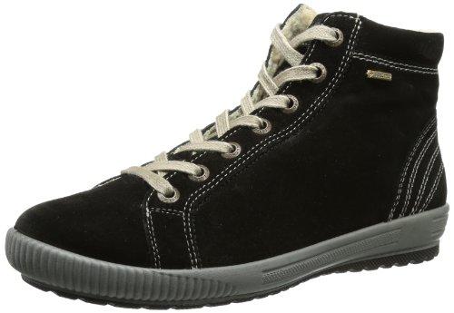 Legero Tanaro 10061900 Damen Sneaker Schwarz (Schwarz 00)