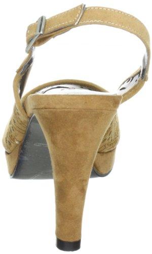 Victoria Delef Slingback, Talons Beiges Pour Femme (beige (cuero))