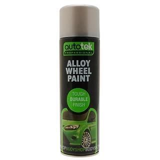 Autotek ATL00ALW500 500ml Alloy Wheel Paint
