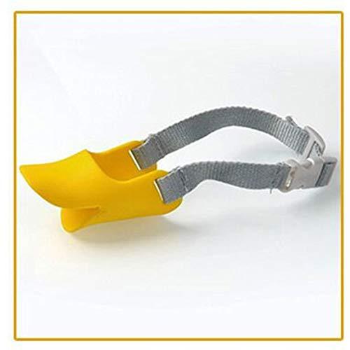 fghfhfgjdfj Silikon Haustiere Hunde Maulkorb Einstellbare Atmungsaktive Maske Anti Bark Bite Chew Sicherheit für kleine große Hunde Mund Weiche Maulkörbe