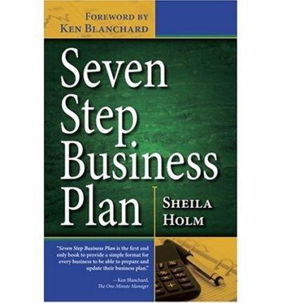 [(One-Page Business Plan )] [Author: Sheila Holm] [Jul-2007] par Sheila Holm