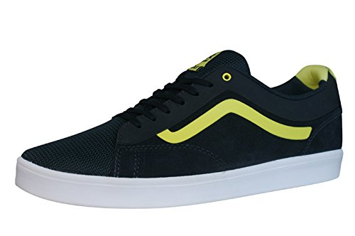 Vans Ortho, Baskets Basses Homme Black / Charcoal