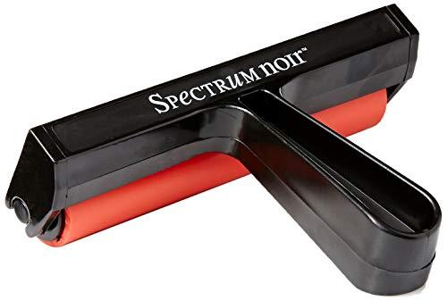Spectrum Noir SN-Acc-BRO1 Brayer Roller mit verschiedenen Medien, Schwarz -