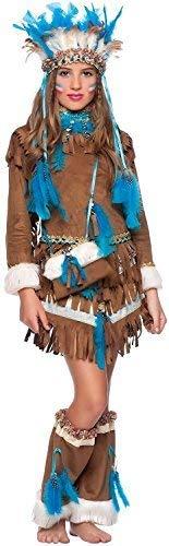 Fancy Me Italienische Herstellung Deluxe Indianer West Halloween Cowboy Karneval Kostüm Kleid Outfit 1-10 Jahre - 7 ()