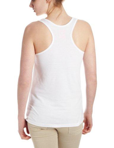 Roxy Beach Brights Tank T-Shirt Femme White