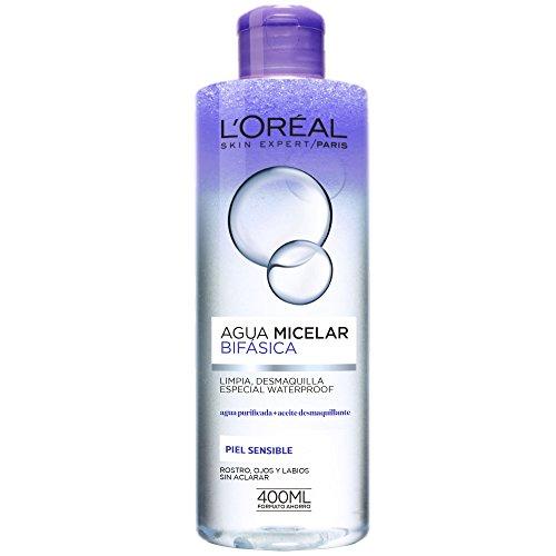 L'Oreal Paris Agua Micelar Bifásica Piel Sensible de L'Oréal Paris