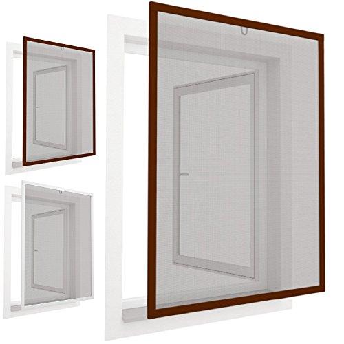 moustiquaire-slimline-cadre-en-aluminium-80x100cm-marron