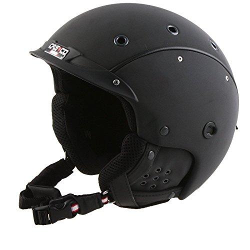 Casco Ski Casco SP-3 Reflex FX Skihelm Limited Edition, SP-3 Reflex FX, Größe M 54-58 cm, Farbe schwarz