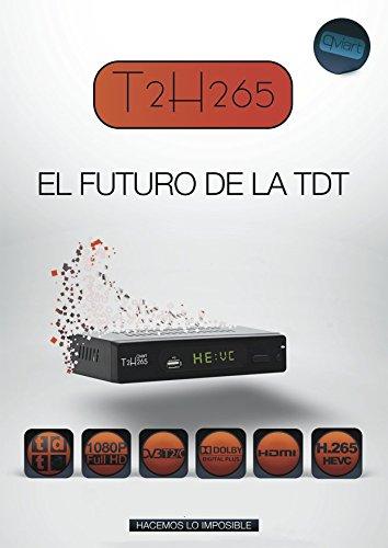 QVIART T2 H265 SINTONIZADOR TDT