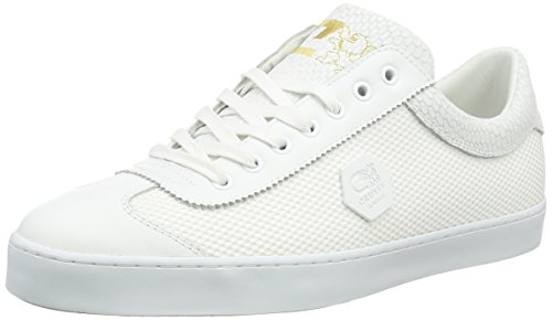 Cruyff Santi, Sneaker uomo , Bianco (Bianco (White)), 45.5