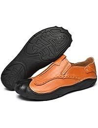 DAN Zapatos Casuales De Primavera Y Otoño Zapatos De Negocios Para Hombres Mocasines Cómodos Hechos A