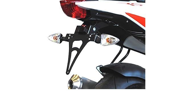 RS 125 Bj.08 Aprilia RS125 Kennzeichenhalter  U