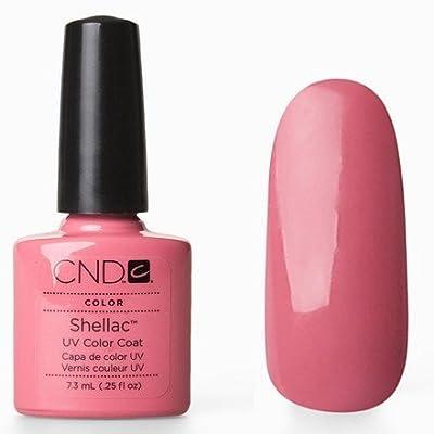 CND Shellac Nail Polish, Rose Bud