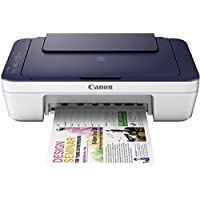 Canon Pixma MG2577s All-in-One Inkjet Colour Printer (Blue/White)