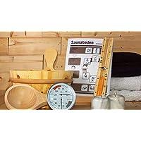 Set de accesorios de sauna (6 piezas).