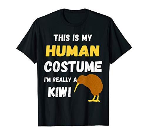 Kiwi Vogel Kostüm - Neuseeland Kiwi Vogel Kiwi Vogel Menschliches