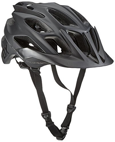 Fox Herren Flux Mtb Helm Matte Black