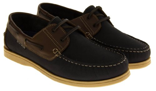 Footwear Studio , Herren Bootsschuhe blue/brown/dark brown/navy/navy blue Marineblau