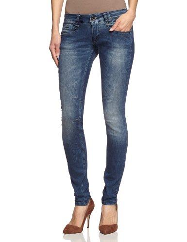 freeman-tporter-damen-jeans-niedriger-bund-00025389-dixie-stretch-denim-206-gr-28-34-blau-fontana
